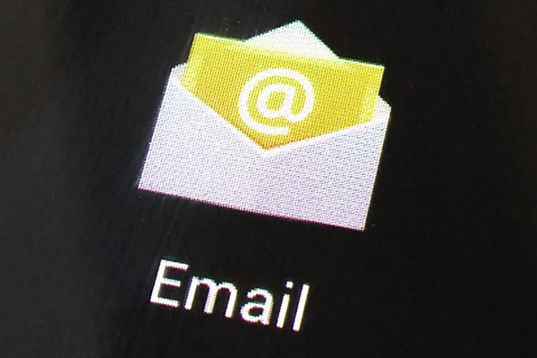 Configurare Email Android
