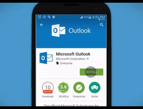 Configurare Outlook su IOS (Iphone)